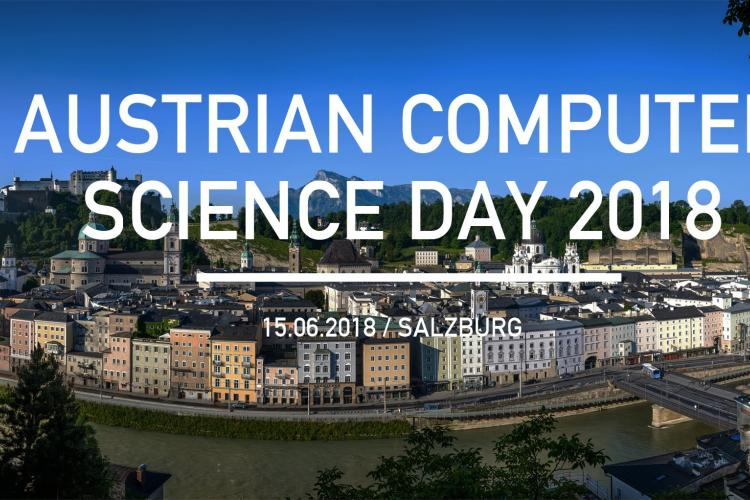 Austrian Computer Science Day am 15. Juni 2018