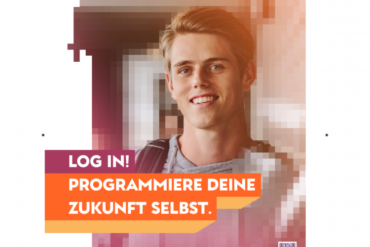 Log In; Program Your Future